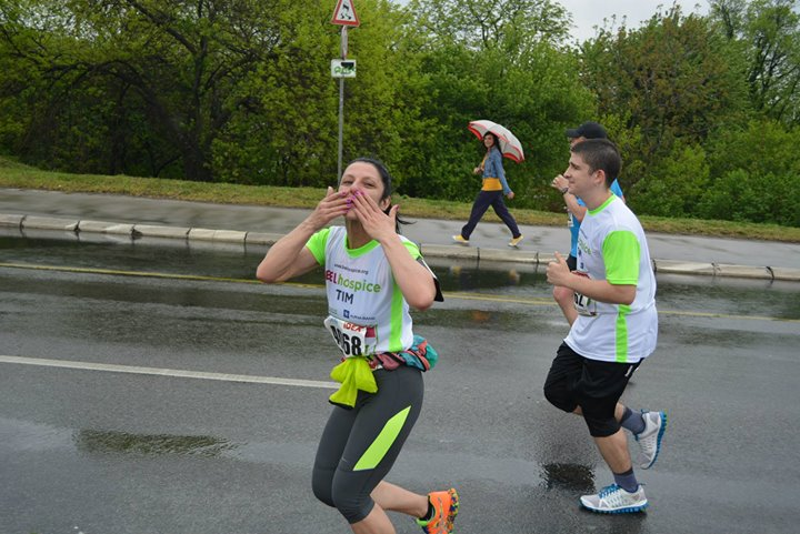 """povratak polumaratonaca preko mosta i ulazak maratonaca u drugi krug"" From 28. SuisseGas beogradski maraton 2o15. vol. 9, posted by Nataša Jovanović on 4/21/2015 (141 items)                                                                                                                                                                                                                        Generated…"